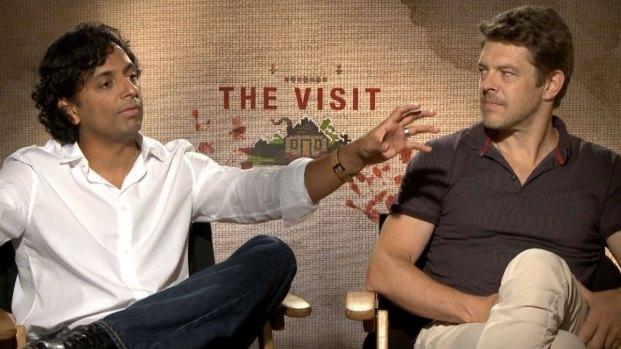 M. Night Shyamalan Chats About 'The Visit'
