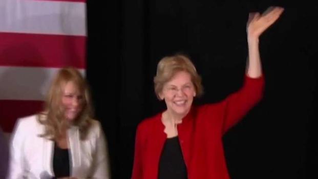 [NECN] NH Voters Discuss Possible Warren White House Run