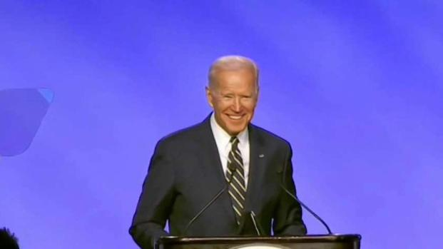 [NECN] NH Voters React to Biden's Presidential Announcement