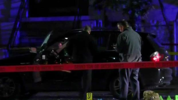 [NECN] One Shot in Boston Hours After Leaders Discuss City Violence