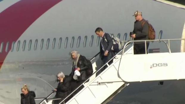 Patriots Arrive Home After Winning Super Bowl LIII
