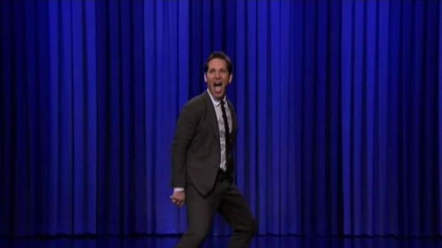 [NECN] Paul Rudd Named Hasty Pudding Man of the Year