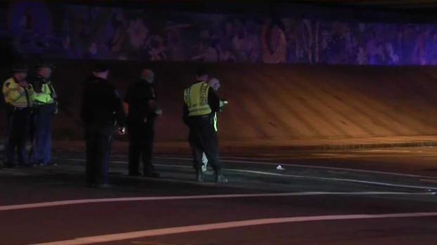 [NECN] Pedestrian Hurt in Hit-and-Run in Somerville