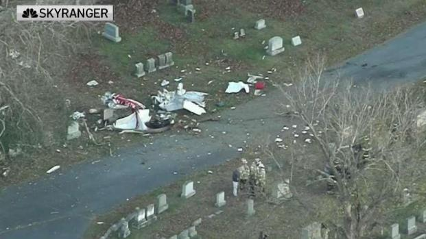 [BOS] Pilot Dies in Plane Crash at New Bedford Cemetery