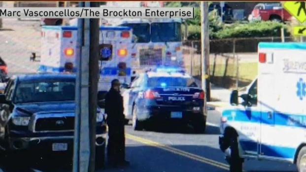 [NECN] Police-Involved Shooting in Brockton Under Investigation