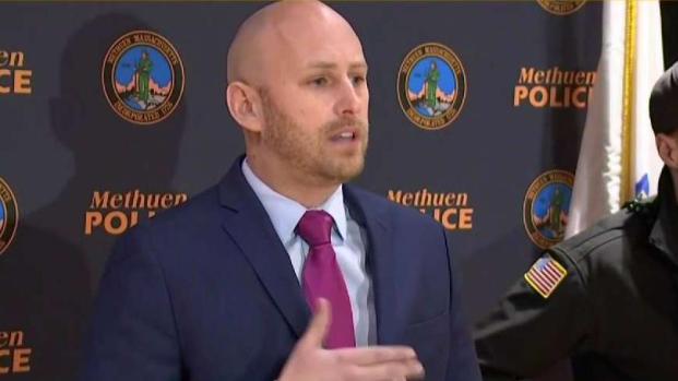 [NECN] Police Announce Methuen Boy's Arrest Over School Threat