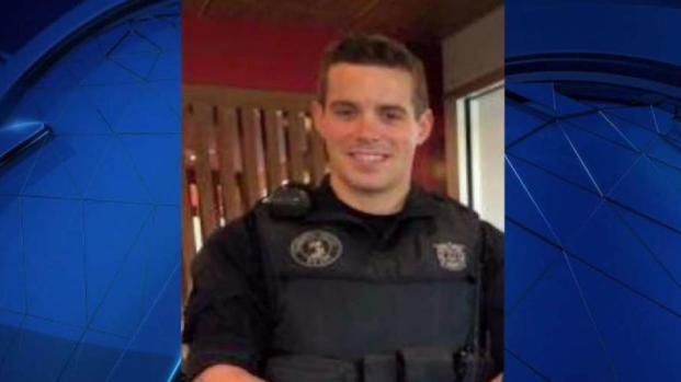 [NECN] Police Honor K9 Officer Sean Gannon
