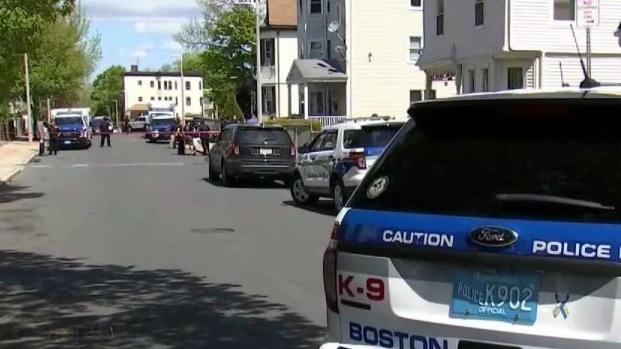 [NECN] Police Investigate Fatal Shooting at Dorchester Home