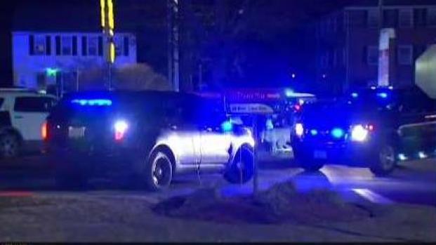 [NECN] Police Investigate Two Crime Scenes in Methuen