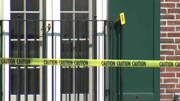 [NECN] Police Investigating Bullet Holes at MIT Fraternity