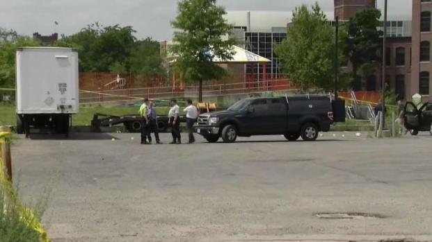 [NECN] Police Investigating Homicide in Lawrence
