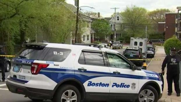 [NECN] Police Investigating Woman's Death in Mattapan