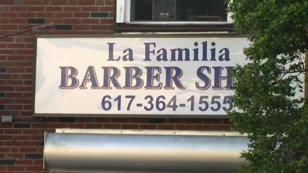 [NECN] Police Make Arrest in Barber Shop Stabbing