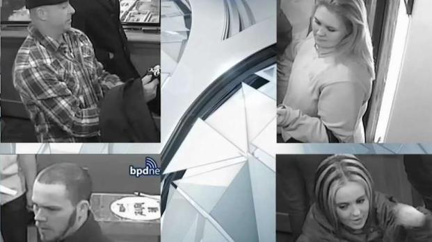 [NECN] Police Seek 4 Persons of Interest After Violent Attack