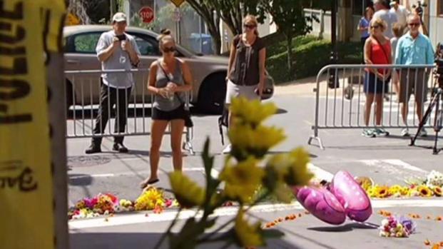 Residents Offer Prayers for Healing in Charlottesville