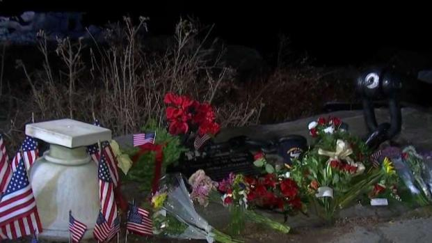 [NECN] President Remembered by Community in Kennebunkport