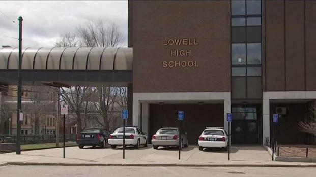 [NECN] Problems Growing at Lowell High School