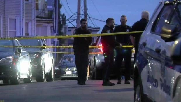 [NECN] Quadruple Shooting Turns Deadly in Dorchester