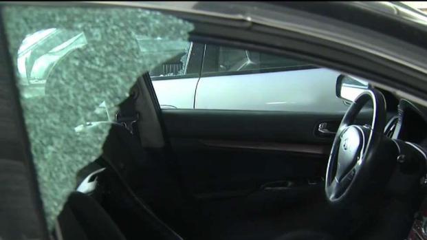 [NECN] Quincy Police Investigate Series of Car Break-ins