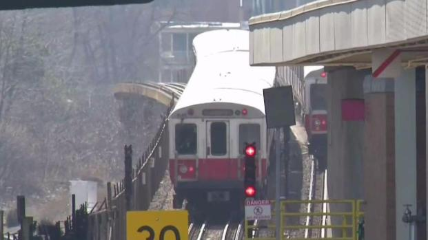 [NECN] Red Line Derailment Leads to Broader Service Complaints