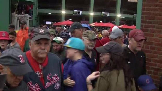 [NECN] Red Sox Fans Bemoan Season-Ending Loss