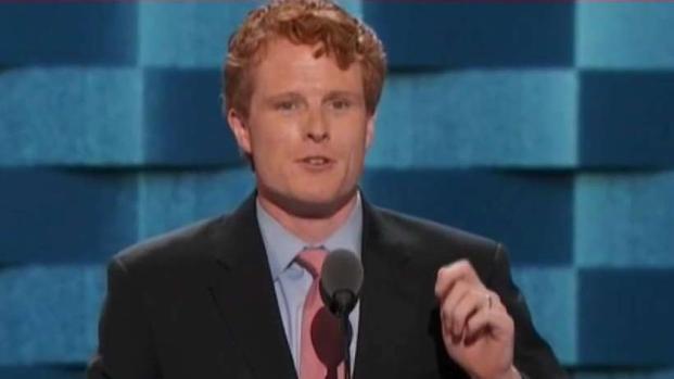 [NECN] Rep. Kennedy Preps for Senate Run