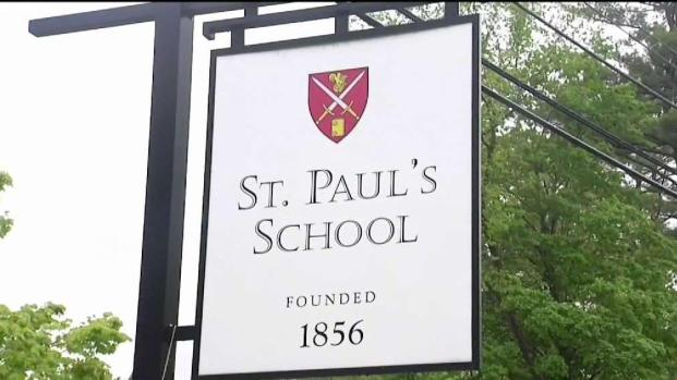 [NECN] Report Shows More Sex Abuse Cases at St. Paul's School