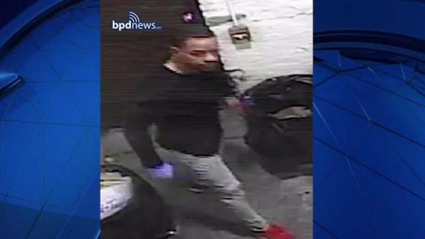[NECN] Boston Police Searching for Suspect Connected to Indecent Assault