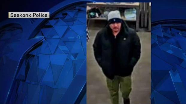 [NECN] Seekonk Police Looking for Man Who Exposed Himself