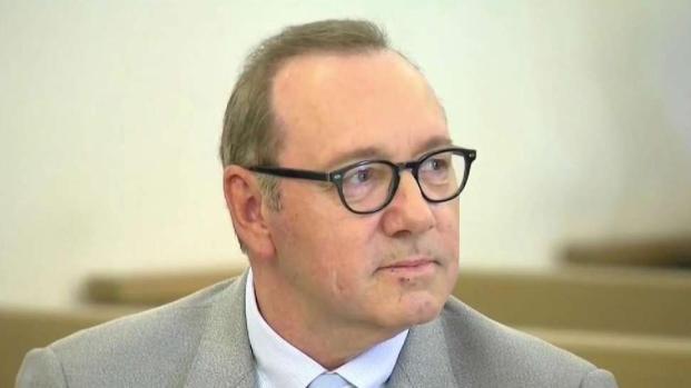 [NECN] Spacey Accuser Drops Civil Lawsuit