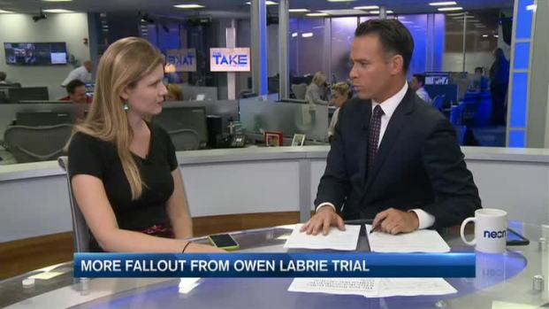 [NECN] More Fallout From Owen Labrie Trial