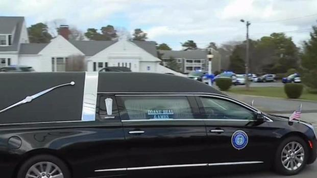 [NECN] Thousands to Attend Funeral for Yarmouth Officer