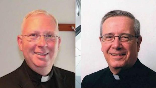 [NECN] Two Priests Placed on Leave Over Misconduct Allegations