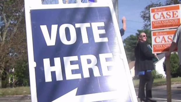 [NECN] Voters Go to Polls in Framingham's 1st Mayoral Election