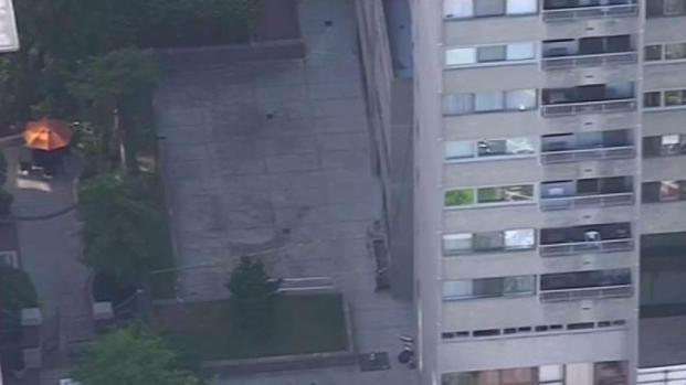 [NECN] Child Falls From Window in Brookline
