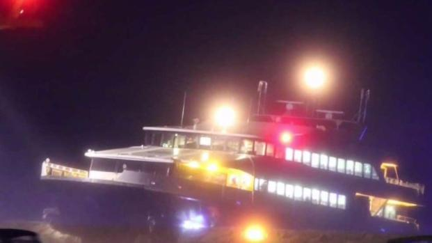 [NECN] Several Injured When Ferry Crashes Into Jetty