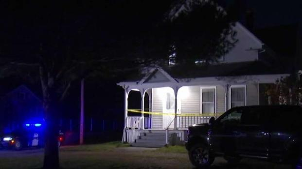 [NECN] Woman Found Dead of Apparent Gunshot Wound in Easton ID'd