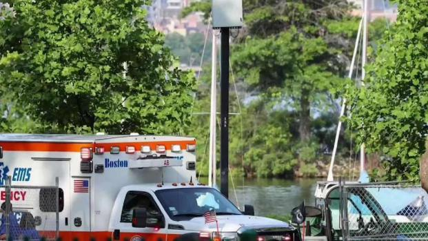 [NECN] Woman's Body Recovered From Charles River in Boston