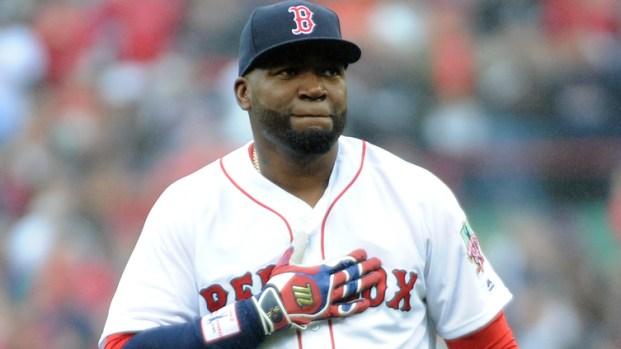 [NECN] Ortiz Getting Medical Treatment in Boston