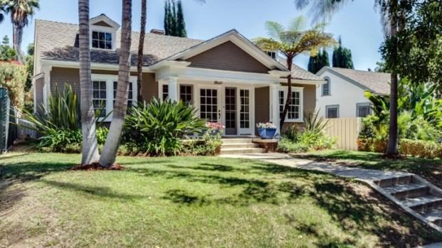 [NATL-LA] Lucille Ball's Former LA House for Sale