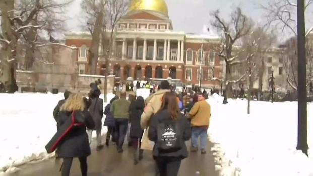 [NECN] March for Our Lives Expected to Draw Thousands in Boston