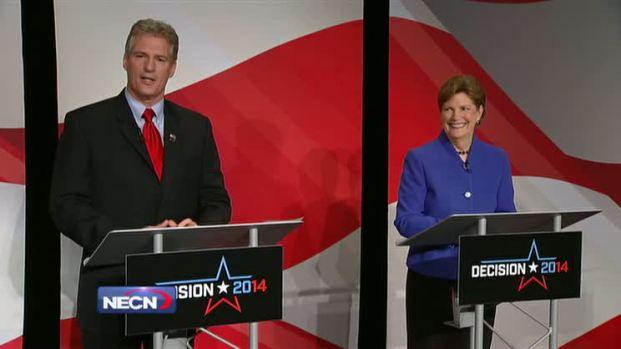 NH Senate Candidates Clash in Debate