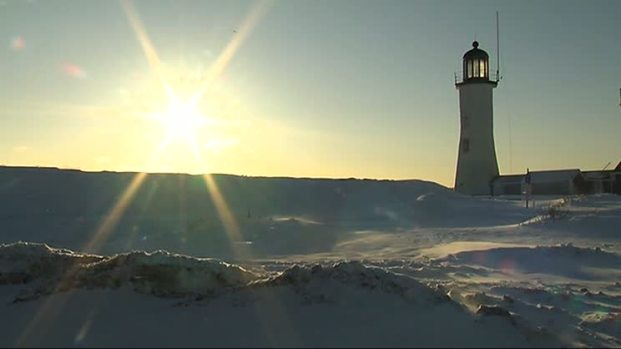 [NECN] Mass. Coastal Communities Bracing for Weekend Blizzard