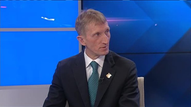 [NECN] BPD Commissioner Evans on Baltimore Unrest, Sean Ellis