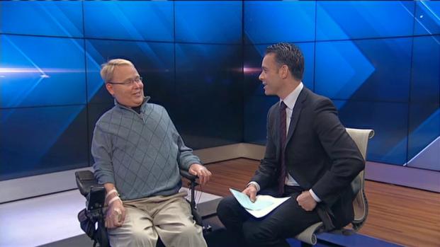Travis Roy Talks Paralyzing Hockey Injury, Becoming a Bruin