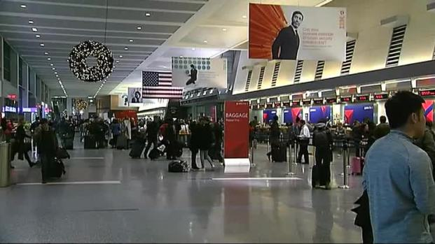 Millions Head Back Home After Thanksgiving