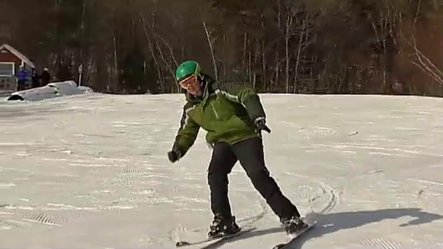 Jack Thurston Learns How to Ski