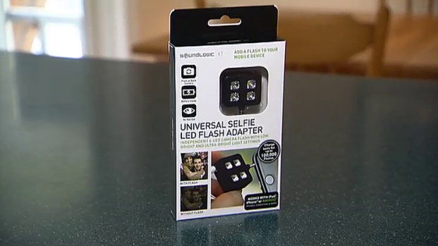 Soundlogic Selfie Flash Adapter