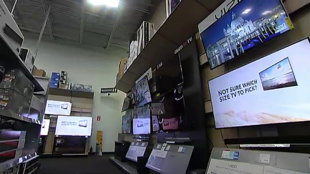 Shopping for a TV Bargain