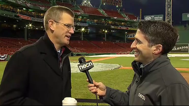 Red Sox Pres.: 'We're Off to a Great Start'